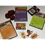 Amazing Easy To Learn Magic Tricks: Coin Magic Dvd, Spongeballs With Dvd, Magic Thumbtip With Dvd, Emerson And...