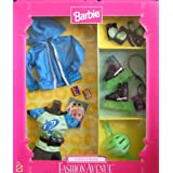 Barbie LIFESTYLES Fashion Avenue Collection - ROLLER BLADE (1999)