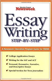 Amazon.com: Essay Writing: Step-By-Step: A Newsweek