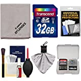 Canon Optical Lens And Digital SLR Camera Cleaning Kit With Brush, Microfiber Cloth, Fluid & Tissue + Blower +...