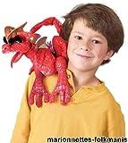 Red Dragon (Shoulder Puppet)