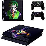 AL Pacino Batman Joker Theme Sticker For Playstation 4