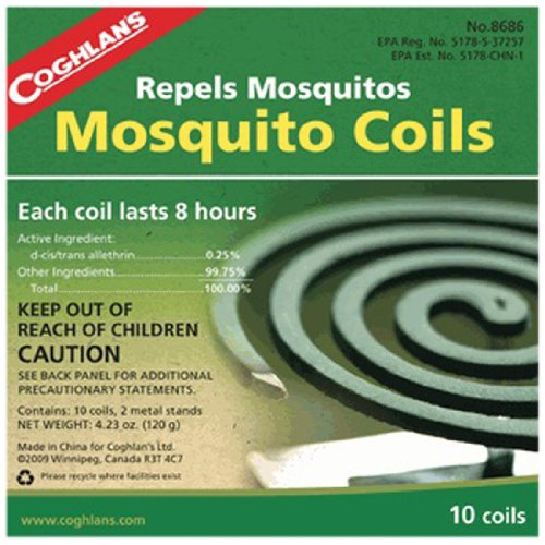 Coghlan's 8686 Mosquito Coil - 10 Coils