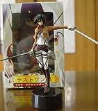 Attack on Titan Shingeki No Kyojin Mikasa Ackerman Trainee Corps Figure