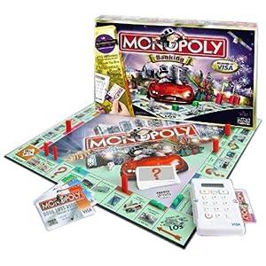 """Monopoly Banking """"deutsche Version"""" für nur 31 € !"""