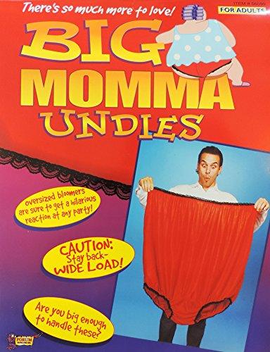 Big Momma Oversized Undies Bloomers Giant Novelty Panties