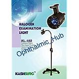 Halogen Examination Light With Floor Stand, Examination Light 12v / 35w Halogen