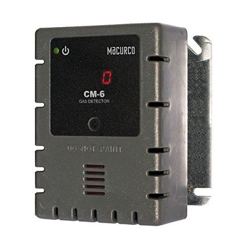 cm 6 carbon monoxide co
