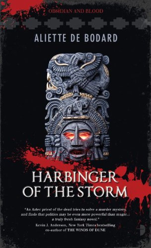 Harbinger of the Storm by Aliette de Bodard