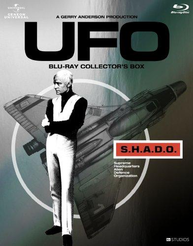 謎の円盤UFO ブルーレイ・コレクターズBOX(初回生産限定) [Blu-ray] / エド・ビショップ, マイケル・ビリントン, ジョージ・シーウェル, ガブリエル・ドレイク (出演); ジェリー・アンダーソン (監督)