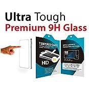 PANASONIC P55 NOVO, 2.5D Curved Edge Ultra HD+ 9H Hardness Premium Tempered Glass For (PANASONIC P55 NOVO)