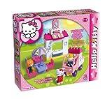 Simba Smoby Hello Kitty 43 Piece Ice Cream Parlour Unico Set by Simba Smoby