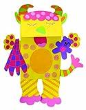 ALEX Toys Little Hands Paper Bag Monsters