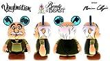 Beauty and the Beast Disney Vinylmation 3'' Figure MAURICE Cute