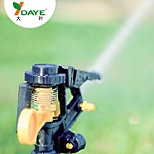 Generic Yellow : Automatic Dripper Sprinkler Aspersores 360 Garden Tools Drip Irrigation Fogger Products Armas...