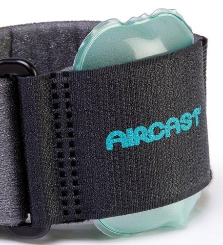 Aircast Tennis Elbow Armband, Black - Model 550044
