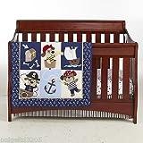 Cuddle Time 3 Piece Nursery Set Puppy Pirates Collection