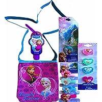 Disney Frozen Mini Bag With Accessories Includes Disney Frozen Necklace Disney Frozen Rings And Disney Frozen...