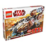 """Lego Star Wars Tv Animated Series """"The Clone Wars"""" Set #7753 Pirate Tank With Pop Up Drivers Seat, Rotating Blaster..."""