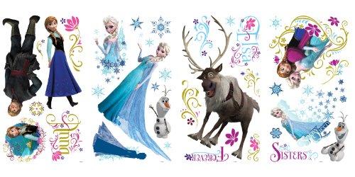 Best frozen wall decals for kids rooms list