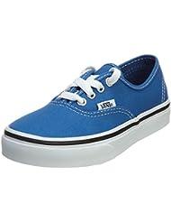 Vans Kids Authentic Skate Shoe Coblat / True White 13 M US Little Kid