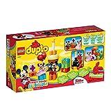 LEGO DUPLO Brand Disney 10597 Mickey and Minnie Birthday Parade Building Kit