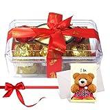 Distinctive Collection Of Yummy Chocolates With Sorry Card - Chocholik Luxury Chocolates