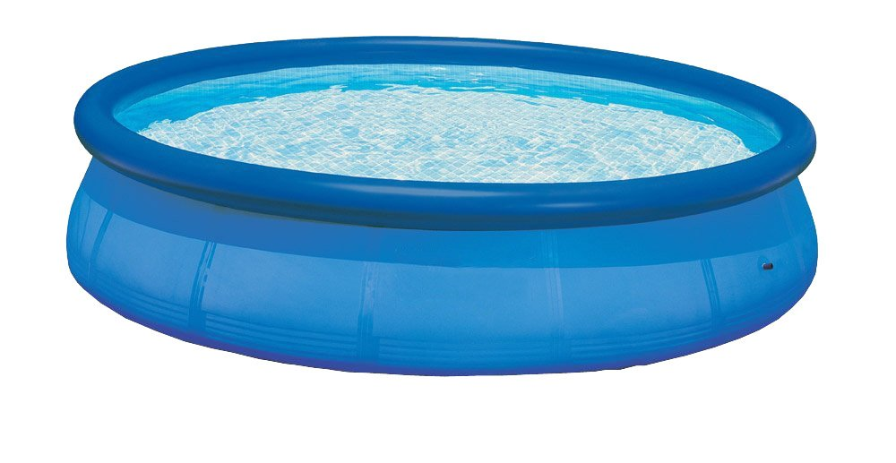 "15' x 36"" Easy Set Above Ground Swimming Pool Review"