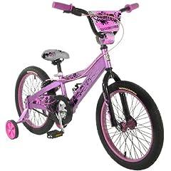 Mongoose Lark Girls Bike (18-Inch Wheels)