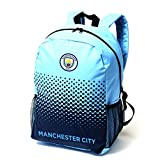 Manchester City FC Fade Zip Bag Backpack