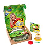 Insect Lore Original Butterfly Garden with 5 Caterpillars