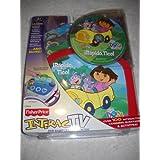Fisher Price Interac TV - Go Tico Go! Dora The Explorer SPANISH