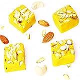 Ghasitaram Gifts Sugar Free Kesar Mawa Barfi 200 Gms