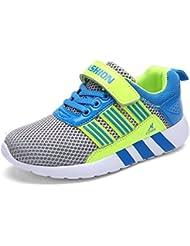 Boy S Girl S Mesh Light Weight Velcro Strap Running Shoes Sneakers Toddler Little Kid Big Kid