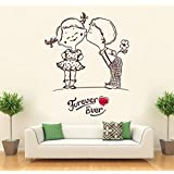 Hoopoe Decor Forever And Ever Wall Stickers And Decals - B011D11P6C