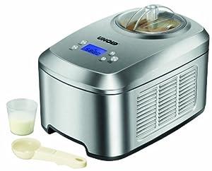 Amazon.de: Unold 48856 Eismaschine Gourmet 2 Liter Volumen