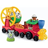Fisher-Price Little People Zoo Talkers Animal Sounds Train