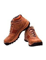 FBT Men's 313 Camel Casual Shoes