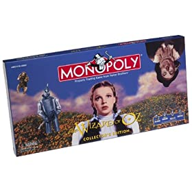 Click to search for Monopoly Wizard of Oz Edition on eBay!