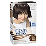 Clairol Nice 'n Easy 4W 120B Natural Dark Caramel Brown 1 Kit (Pack Of 3) (packaging May Vary)