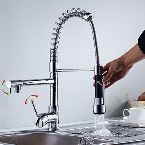 Top 10 des meilleurs mitigeurs robinet de cuisine pas - Grifos de cocina de pared ...