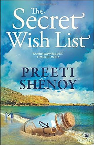 All Preeti Shenoy Books List : The Secret Wish List