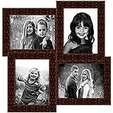 Elegant Arts & Frames 4-in-1 Collage Photo Frame 8x6