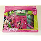 Minnie Mouse Bow-tique Diary Gift Tote
