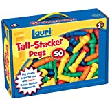 Lauri Tall-Stacker Pegs 50