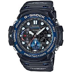 Casio G-Shock Smoke Dial Resin Digital Chrono Quartz Men's Watch GN1000B-1A
