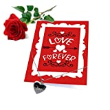 Valentine Day Greeting Card Valentine Gifts For Boyfriend Valentine Gift For Girlfriend Valentine Gift For Wife...