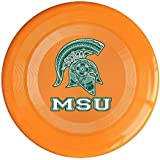 Orange, One Size : XJBD Unisex Cool Michigan State Outdoor Game, Sport, Flying Discs, Game Room, Light Up Flying, Sport Disc , Flyer Frisbee, Ultra Star Yellow One Size