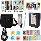 Alohallo Mini 8 Instant Camera Accessories For FujiFilm Instax Mini 8 Camera With Camera Case/ Close-Up Lens /... - B01LXPZPWU