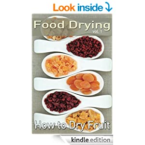 FREE Kindle Book: Food Drying.